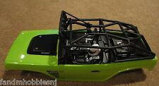 NEW Axial Dead Bolt Green Factory Painted Finished Body from a RTR SCX 10 Truck