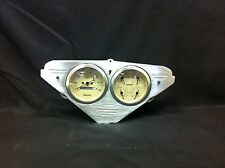 1955 1956 1957 1958 1959 CHEVY TRUCK QUAD GAUGE DASH CLUSTER TAN
