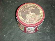 1985 Coca Cola Collectors Tin Refreshing Delicious