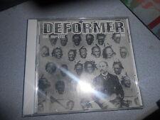 Deformer – Ori Ede (Redrum Recordz)(DRUM & BASS/JUNGLE/BREAKCORE CD)(EX COND)