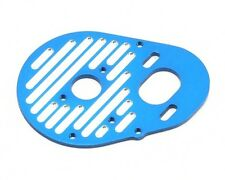 TEAM ASSOCIATED Milled Motor Plate Blue B4 B4.2 T4 SC10 SC10.2 Heatsink ASC1770