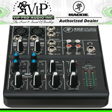 Mackie 402VLZ4 4-CHANNEL ULTRA-COMPACT MIXER High-Headroom / Low-Noise Design