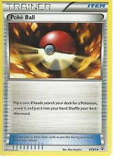 POKEMON GENERATIONS TRAINER CARD - POKE BALL 67/83