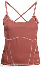 Reebok Hydromove Lycra Strappy Tank Top Size uk 14