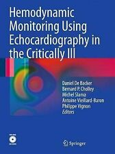 Hemodynamic Monitoring Using Echocardiography in the Critically Ill by...