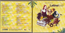 COFFRET 4 CD CARDSLEEVE 60T LATINA FEVER VOL.2 GOTAN PROJECT/ELVIS CRESPO/PUENTO