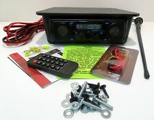 Golf Cart- Tractor-Stereo Radio- Yamaha, EZGO, Polaris, Club Car, with speakers