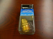 Forney 87803 Acetylene Adapter Cylinder to Regulator CGA 200 - CGA 520