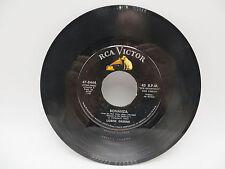 Lorne Greene - Bonanza / Ringo - RCA Victor 47-8444 Vinyl 45 Record