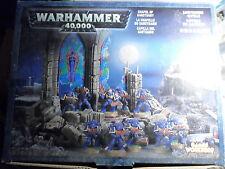 Warhammer 40k Dark Angels Chapel of Sanctuary pre painted resin terrain