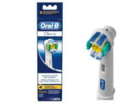 4 x ORAL-B BRAUN 3D WHITE/PRO BRIGHT TOOTHBRUSH HEADS