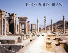 Iran - PERSEPOLIS - Travel Souvenir Flexible Fridge Magnet
