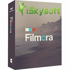 Filmora Video Editor iSkysoft Win lifetime dt Vollver. ESD Download