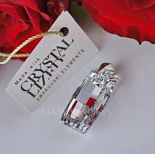 PENDANT SWAROVSKI Elements URBAN CRYSTAL CAL 20mm Sterling silver 925