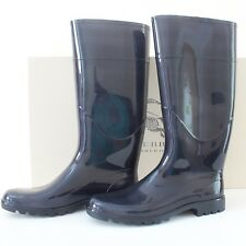 BURBERRY LONDON HOUSE CHECK WELLINGTON BOOTS - WELLIES - SIZE 42