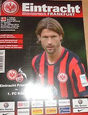 2014/15 1.Bundesliga Eintracht Frankfurt - 1.FC Köln