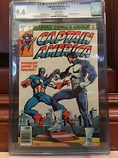 CAPTAIN AMERICA #241 CGC 9.4 NM PUNISHER MILLER (ID )