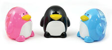 Penguin Pencil Sharpener Kawaii Deli Adorable Dual Double Sharpener NEW *1*