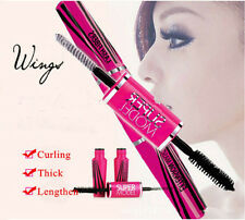 Hot Waterproof 4D Double Slider Lashes Mascaras Extension Thick Beauty Makeup
