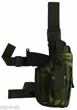 Tactical Leg Holster (Right Hand - Large) (DPM) for Paintball / Airsoft [AB1]