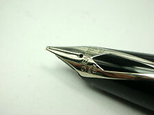 "BRAND NEW ,NIB  UNIT FOR  SHEAFFER  LEGACY... 18K  WHITE GOLD.. STUB...""S"""