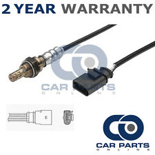 FOR AUDI A3 1.6 (2003-13) 4 WIRE REAR LAMBDA OXYGEN SENSOR DIRECT FIT O2 EXHAUST