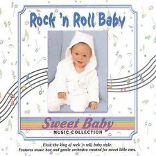 Rock N Roll Baby, Elvis the King of Rock 'n roll baby style, music box and orche