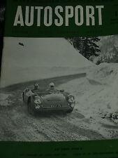 HWM JAGUAR ABECASSIS 1955 CONNAUGHT SPORTS LE MANS MODEL COOPER 1100 CLIMAX