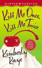 BUY 2 GET 1 FREE Kiss Me Once, Kiss Me Twice by Kimberly Raye (2004, Paperback)