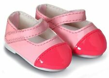 chaussures vernies rose poupee corolle36cm