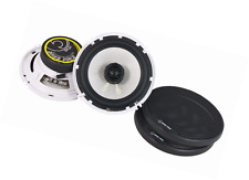 Bass Face SPL6.1 800W 6.5 inch Coaxial Car Speakers Pair