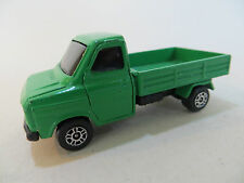 CORGI JUNIORS FORD TRANSIT Mk.1 PICK-UP. GREEN EXCELLENT, COMPLETE & VINTAGE