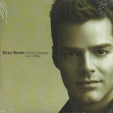 RICKY MARTIN - Private emotion (avec reprise de Marcia Baila - Rita Mitsouko)