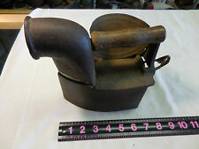 VINTAGE  CHIMNEY CHARCOAL  IRON MARC REG.