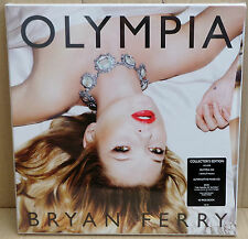 Olympia Bryan Ferry Collector's Edition 2 CD + DVD + BOOK - NEW