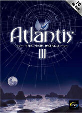 Atlantis - The New World 3 III (PC GAME) •SHIPPING •ALWAYS FAST •ALWAYS FREE•