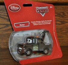 Disney Store Pixar Cars Exclusive ORIGINAL Mater Die Cast  Bubble package NEW