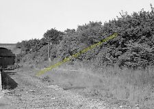 St. Albans London Road Railway Station Photo. Hill End and Hatfield Line. GNR