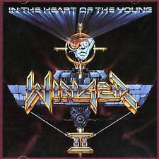 Winger In the Heart of the Young (CD)