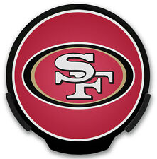 San Francisco 49ers Light-Up Power Decal [NEW] NFL Car Night Light Emblem CDG