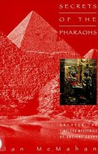 """Secrets of the Pharaohs"" Ancient Egypt Nile Daily Life Karnak Valley of Kings"