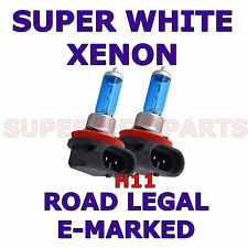 FITS FORD GALAXY 2006-ON  SET H11  XENON LIGHT BULBS