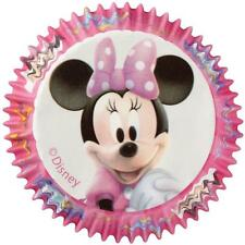 Wilton Disney MINNIE MOUSE Birthday Party Cupcake Baking Cups Pkg. 50 Liners