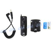 JJC II Wireless Shutter Release For SONY A33 A35 A37 A55 A57 A65 A77II A99 A580