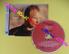 CD Singolo Sting Featuring Cheb Mami Desert Rose 497 233-2 no lp mc vhs dvd(S31)