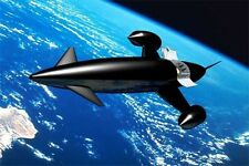 Skylon Space Plane Rocket Science Spacecraft Wood Model XXL Free Shipping