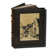 1920 Bibliophilie Deslignères Charles-Louis Philippe Nevers Bourbonnais Maroquin