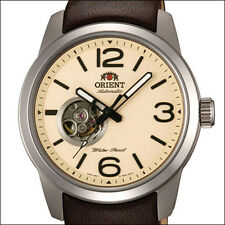 Orient Scout Open Heart 21-jewel Automatic Watch, 42mm Case, Tan Dial #DB0C005Y