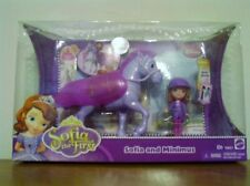 Disney Jr Sofia The First Sofia The Doll and Minimus NIP #9 Never Give Up