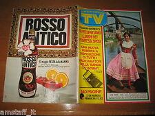 TV SORRISI E CANZONI=1973/18=MARISA SACCHETTO=CELENTANO=ANDREA BALESTRI=